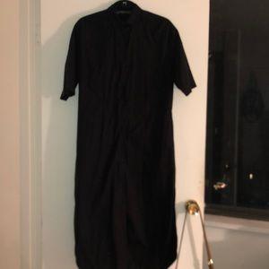 Zara dress long sleeve size s